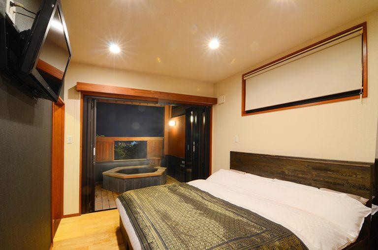 【誉徳】2階寝室
