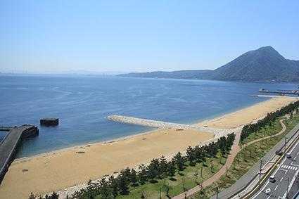 餅ケ浜海浜公園
